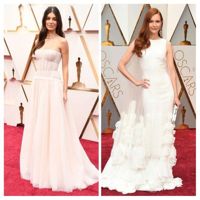 Vestidos blancos de alfombra roja: Hollywood edition 4