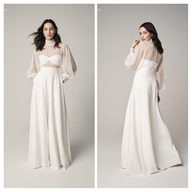Vestidos de Jesús Peiró, ¿qué os parecen? 6