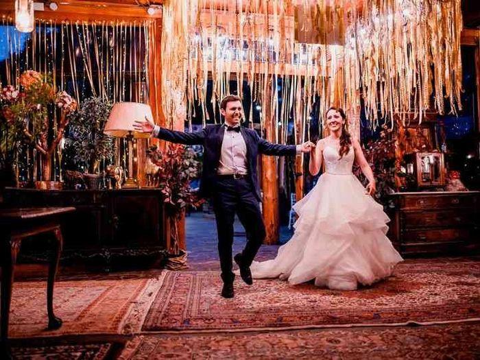 Playlist de boda: entrada al banquete - 1