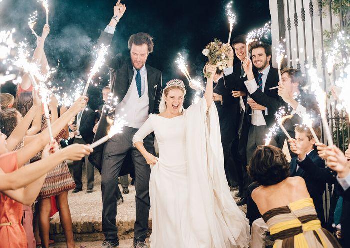 Playlist de boda: entrada al banquete - 2