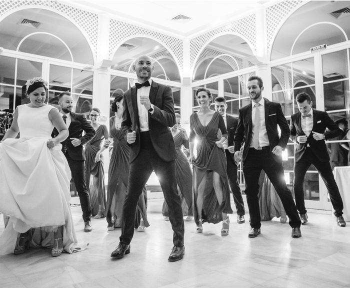 Playlist de boda: baile nupcial - 2