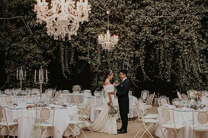 Diseña las mesas de boda: la mantelería 2