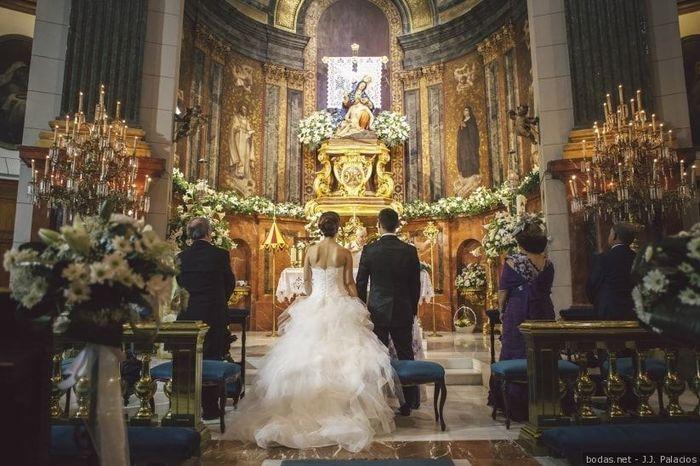 ¿Tu boda se parece a las de antes? HAZ EL TEST 3