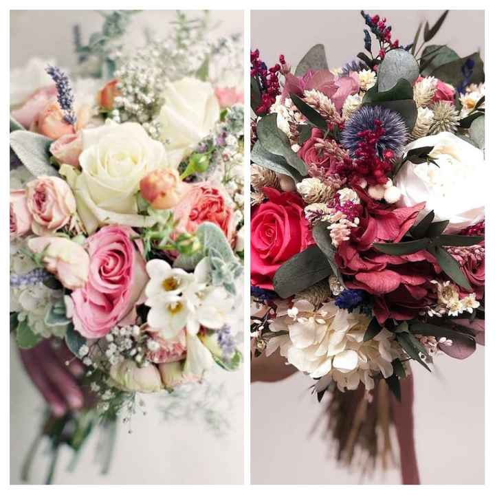 Cómo elegir el ramo de novia 💐 - 1