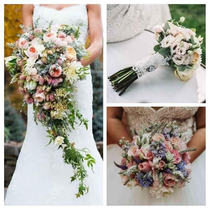Cómo elegir el ramo de novia 💐 - 2