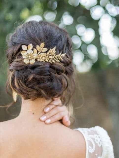 ¡10 tipos de tocados de novia! - 2