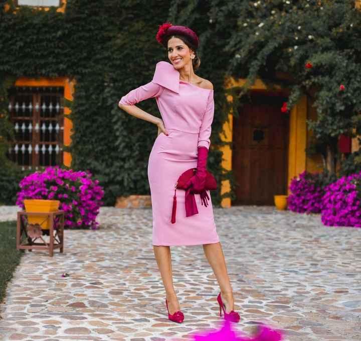 Vestidos de invitada en rosa, ¿cuál eliges? 2