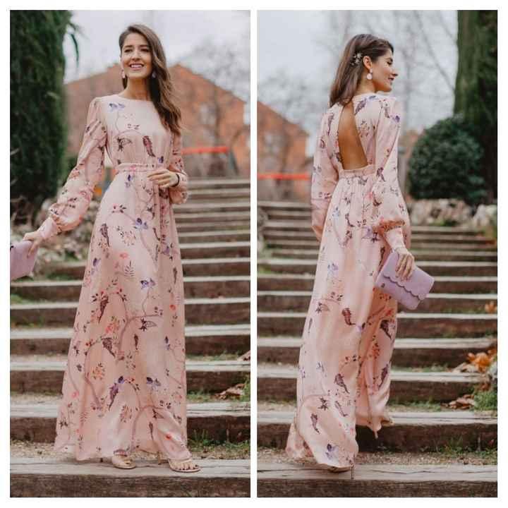 Vestidos de invitada en rosa, ¿cuál eliges? 3