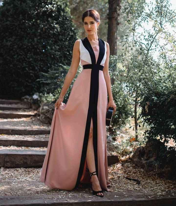 Vestidos de invitada en rosa, ¿cuál eliges? 5