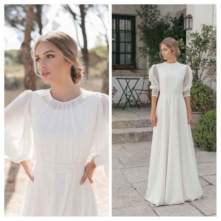 Diseñadoras de novia made in Spain (I) 12