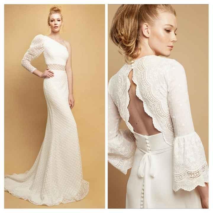 Diseñadoras de novia made in Spain (II) 2