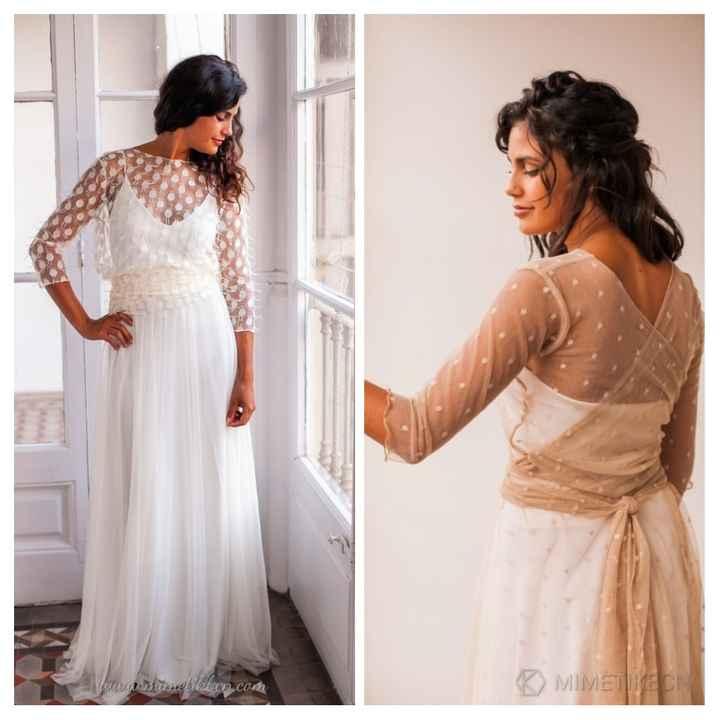 Diseñadoras de novia made in Spain (II) 3