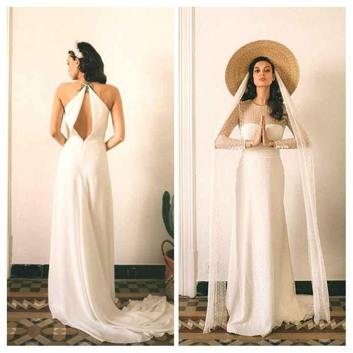 Diseñadoras de novia made in Spain (II) 5