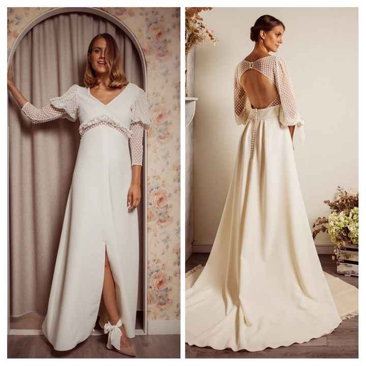 Diseñadoras de novia made in Spain (II) 7