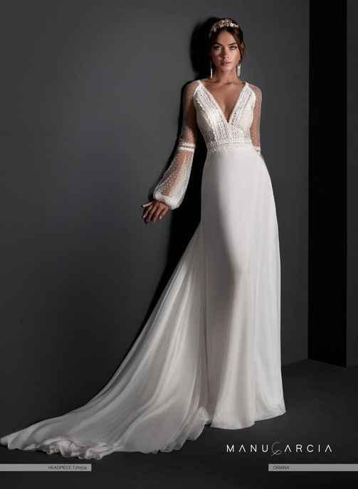 Diseñadoras de novia made in Spain (II) 14
