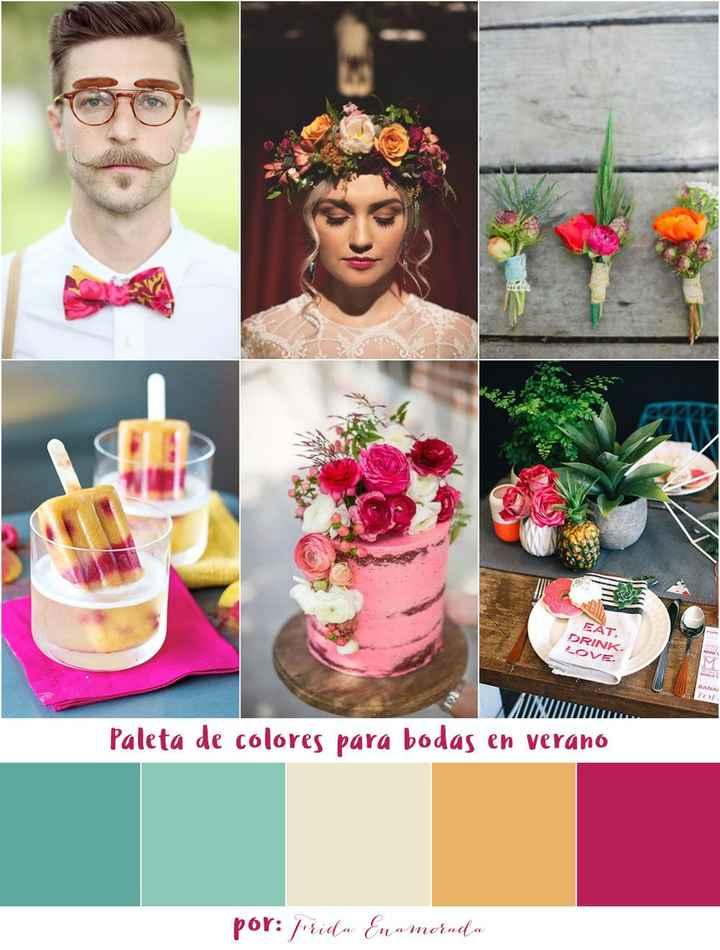 Colores tendencia bodas 2021 17