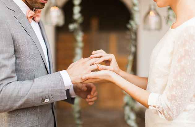 Razones para casarse - 1