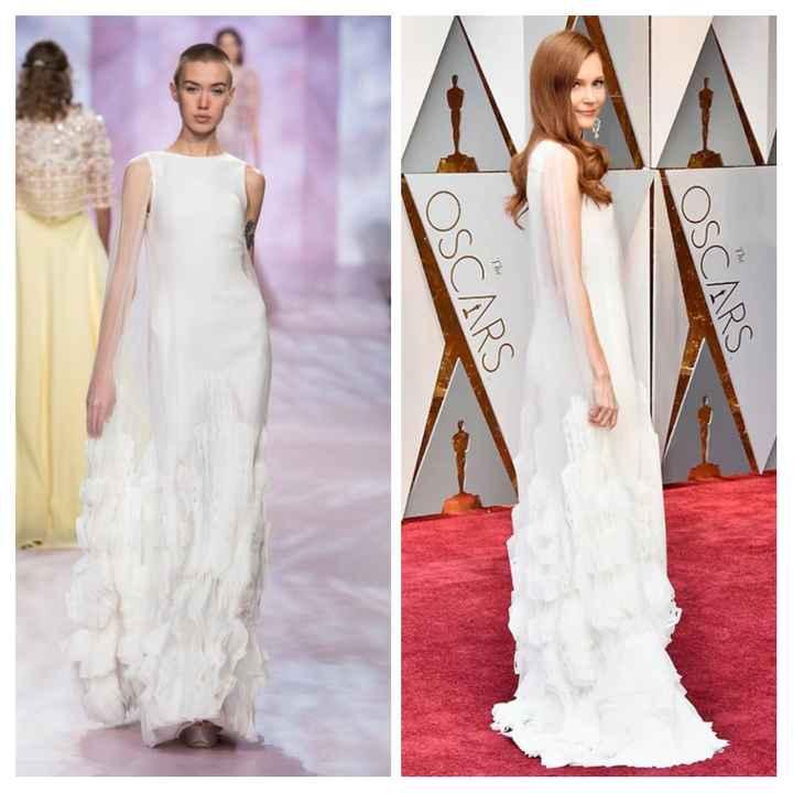 Vestidos blancos de alfombra roja: Hollywood edition 6
