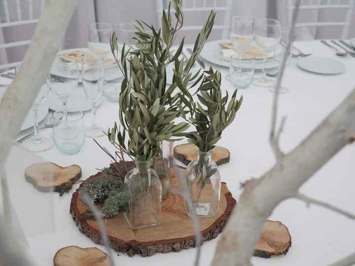 Decoración mesas - 2