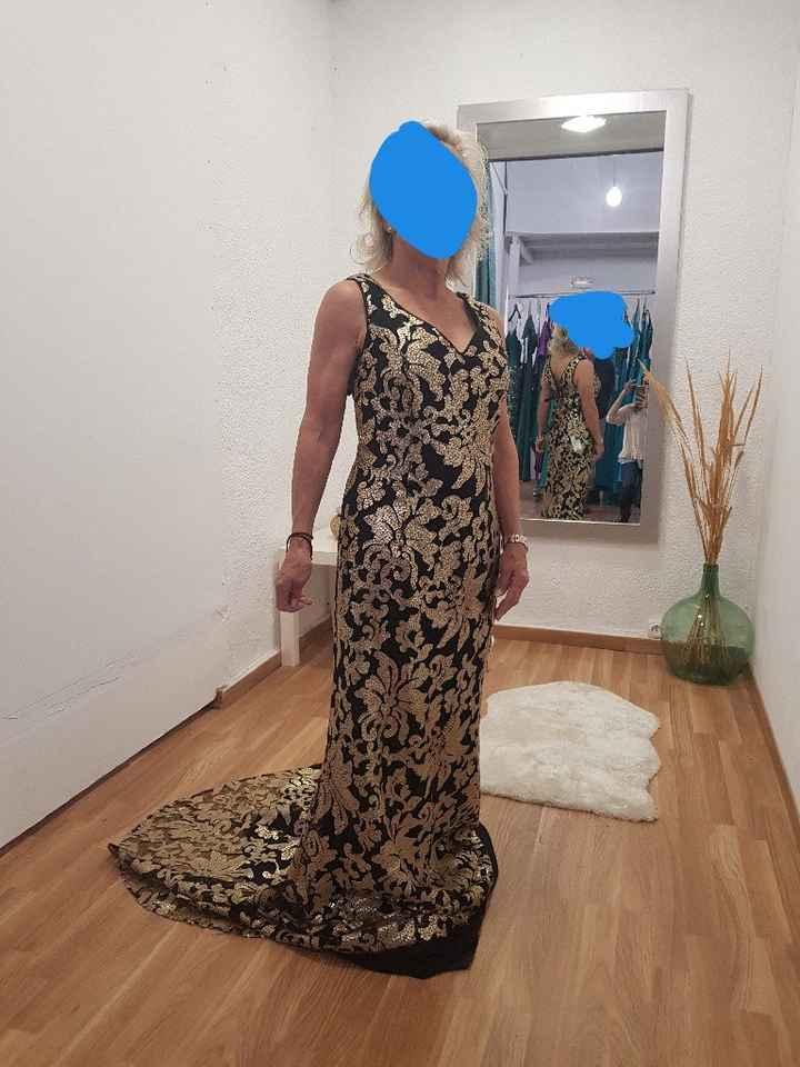 Ayuda! Madre de la novia - 1