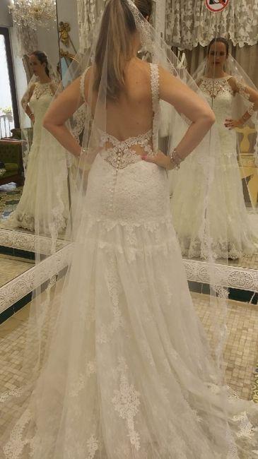 Mi vestido 😍 - 1