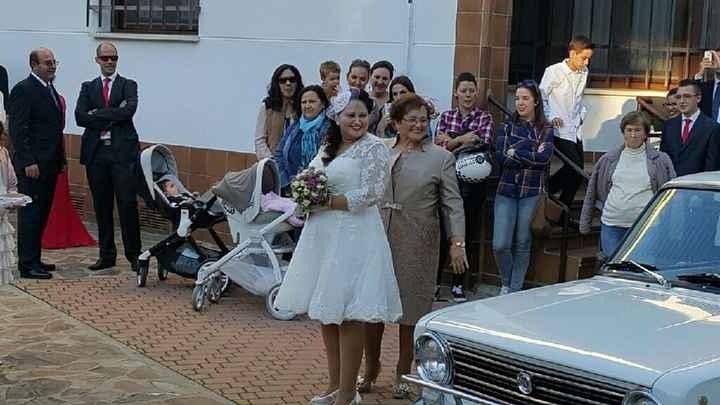 Mi boda fue ayer! - 2