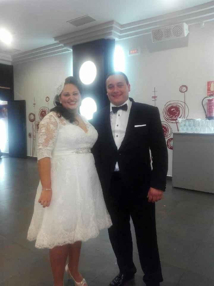 Mi boda fue ayer! - 5