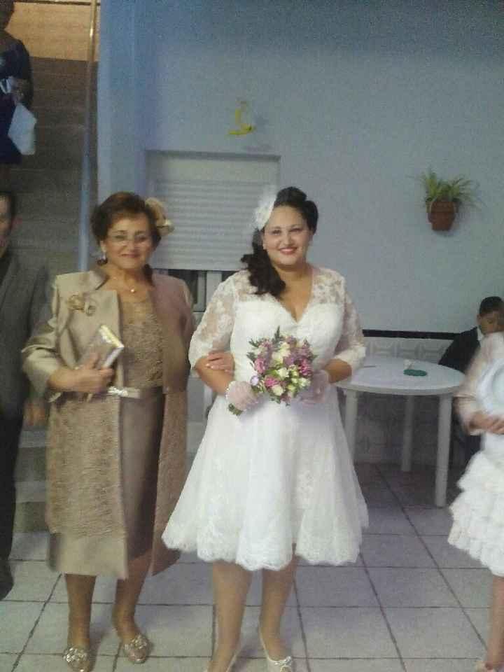 Ya paso mi boda - 1