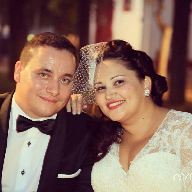 Mi boda fue ayer! - 1