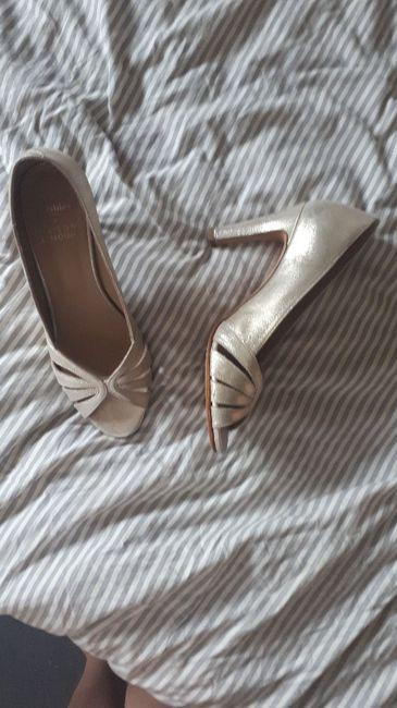 Los zapatos de todas las novias! 2
