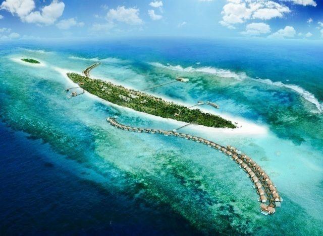Ha estado alguna en maldivas?hotel kuramathi? - 1