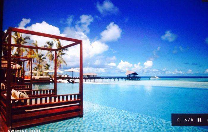 Ha estado alguna en maldivas?hotel kuramathi? - 4