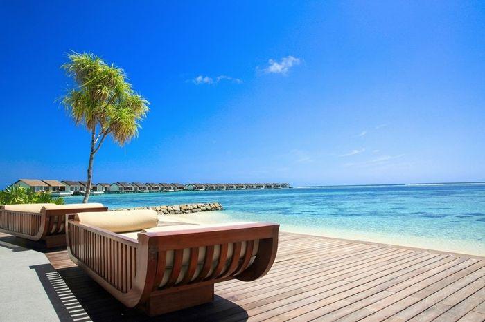 Ha estado alguna en maldivas?hotel kuramathi? - 8