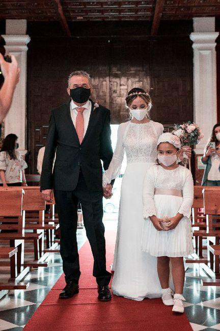 Novi@s que os habéis casado durante el Covid-19: ¡Dejad aquí vuestros consejos! 😍👇 7