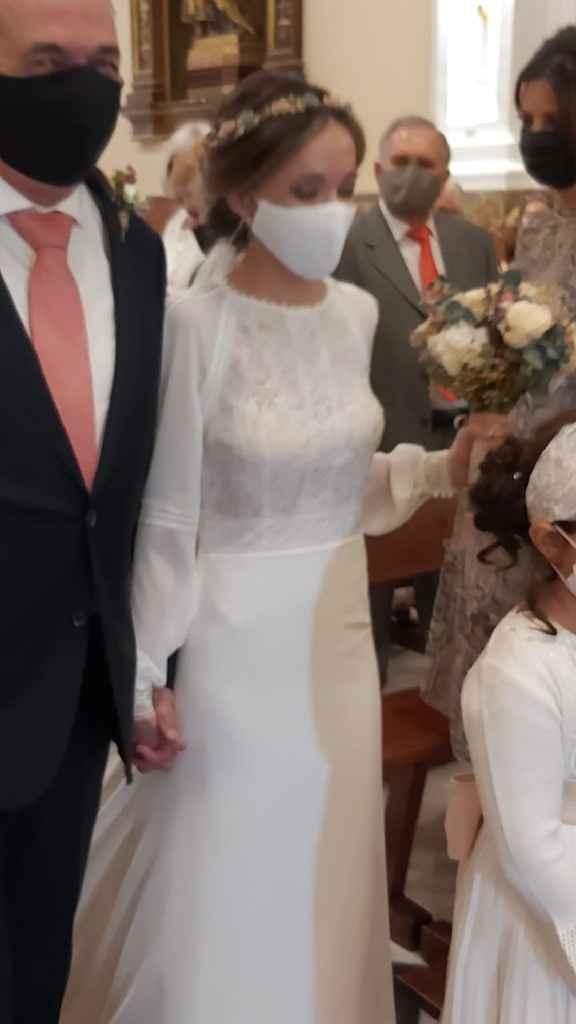 Novios que nos casamos el 19 de Septiembre de 2020 en Córdoba - 1