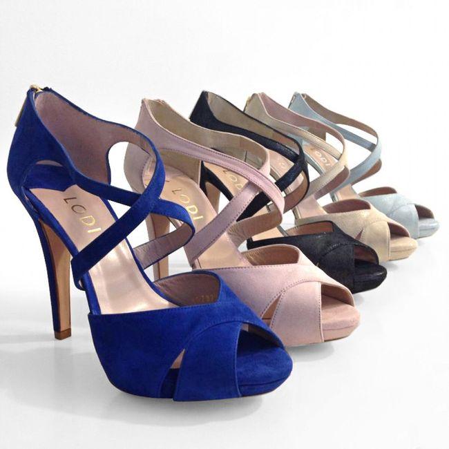 Que color de zapatos elegir.... - Página 2 - Moda nupcial - Foro ... 5f70dcf09846