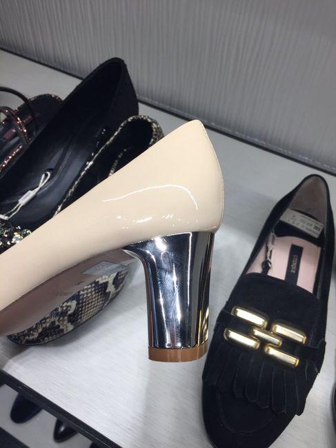 Zapatos nude planos o semiplanos invierno - 2