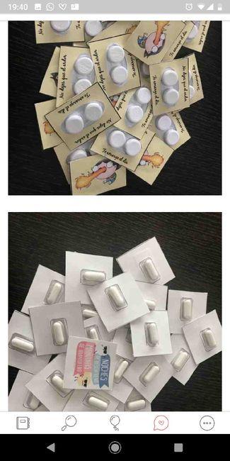 Plantillas Ibuprofeno y Almax 1