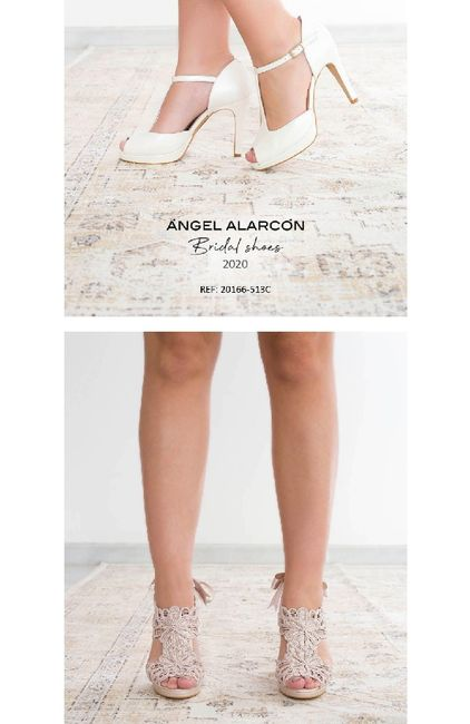Zapatos novia ángel Alarcón - 6