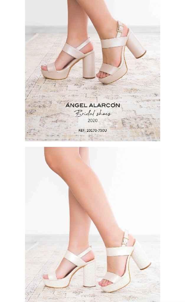 Zapatos novia ángel Alarcón - 4