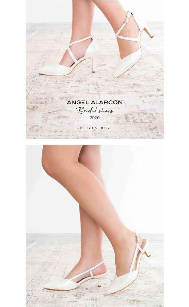 Zapatos novia ángel Alarcón - 8