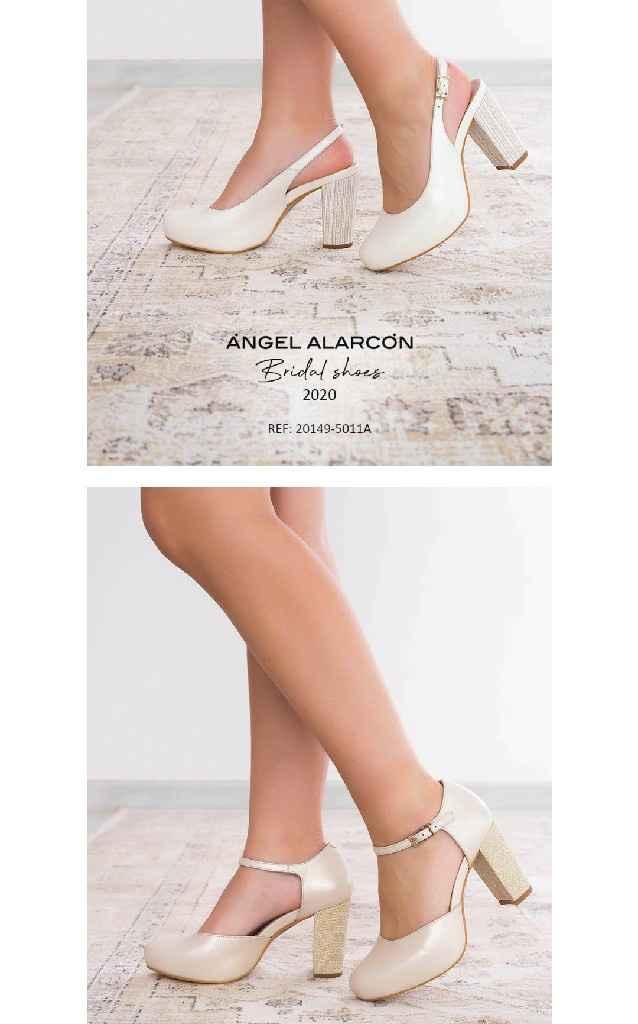 Zapatos novia ángel Alarcón - 9