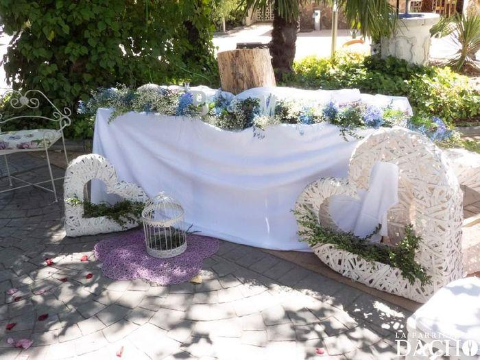 Decoración boda 5