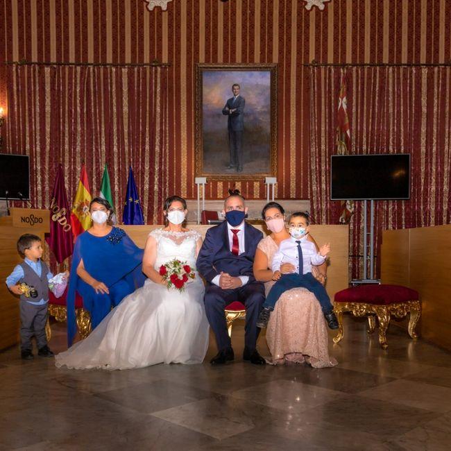 Dilemas de boda: los peques 2