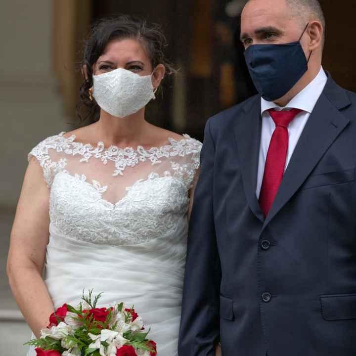 Novi@s que os habéis casado durante el Covid-19: ¡Dejad aquí vuestros consejos! 😍👇 - 1