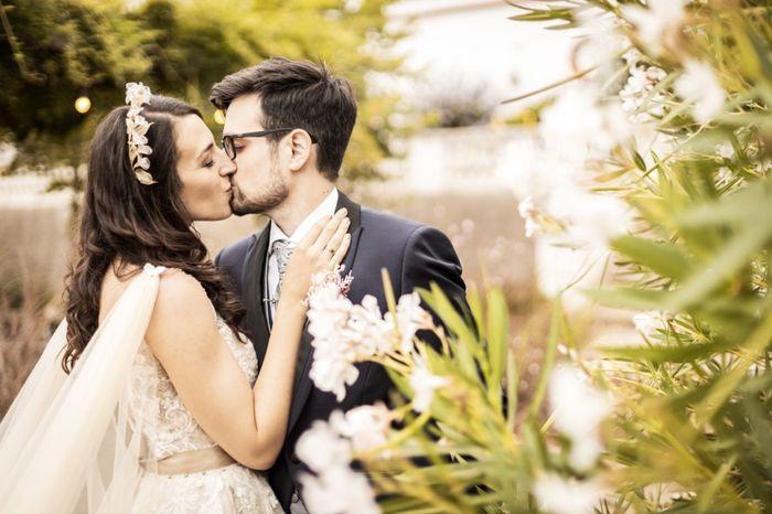 ¿Con cuántos ❤️ valoras el día de tu boda? 24