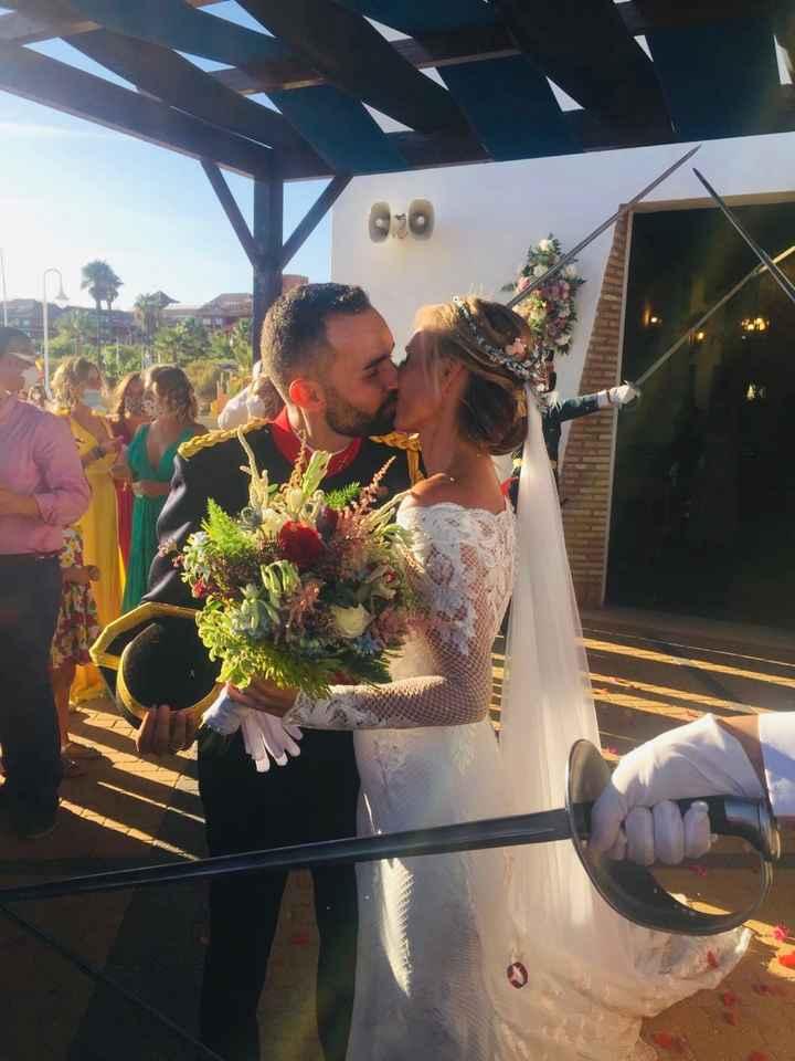 Novios que nos casamos el 29 de Agosto de 2020 en Sevilla - 1