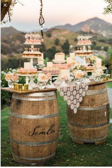 7 ideas para bodas al aire libre antes de la boda foro for Idea paisajismo patio al aire libre