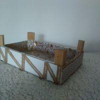 caja fresas boda