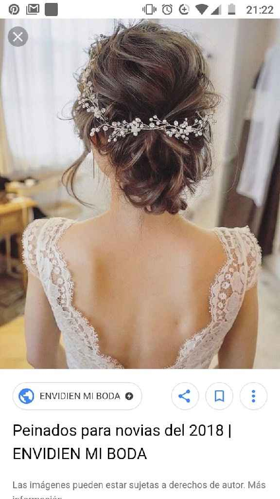 Qué peinado podríais con esta espalda? - 3